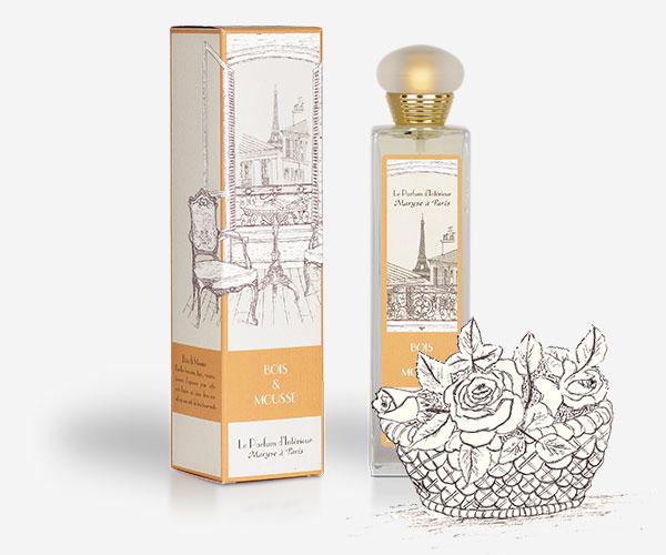 Nos collections Maryse à Paris - Les Spray d'ambiance Coussin Senteur Paris