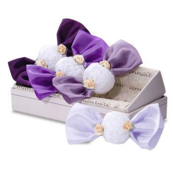 Les Bonbons - Parfum Violette Gourmande Coussin Senteur Paris