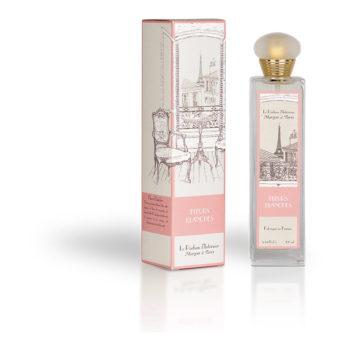 Parfum Spray d'ambiance Intérieur - Fleurs Blanches Coussin Senteur Paris