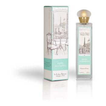 Parfum Spray d'ambiance Intérieur - Fruits Gourmands Coussin Senteur Paris